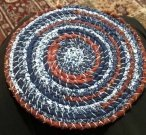 Coiled Fabric Pots with Karen Teal