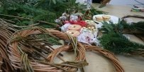 Willow Wreath and Decoration Making